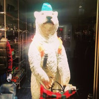 Photo taken at Marc Jacobs Disney Pop Up - Now Closed by Chauncey D. on 12/8/2013