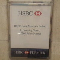 Photo taken at HSBC Bank by Kelly Chew on 3/18/2015