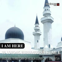 Photo taken at Masjid At-Taqwa by RAZZ MANN on 2/22/2013