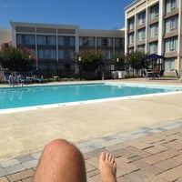 Photo taken at Holiday Inn Columbia East-Jessup by Kyle C. on 8/25/2014