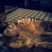 Photo taken at Tom's Oyster Bar by Kate H. on 7/7/2013