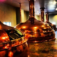 Photo taken at New Glarus Brewing Company by Tim A. on 1/4/2013