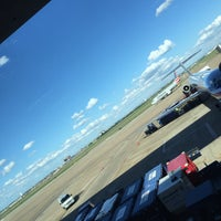 Photo taken at Gate A15 by Fahad H. on 4/19/2015
