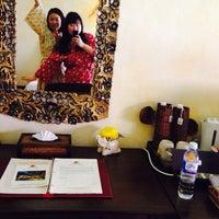 Photo taken at Yaang Come Village Hotel Chiang Mai by Hyunji K. on 11/29/2013