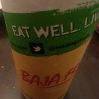 Photo taken at Baja Fresh Mexican Grill by Mike S. on 11/19/2013