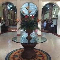 Photo taken at TradeWinds Island Resorts by Ricardo R. on 6/29/2014