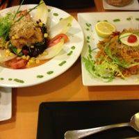 Photo taken at Restaurante Yerbabuena by tsuyosson on 4/23/2013