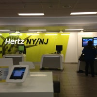 Photo taken at Hertz by Alexandra S. on 12/1/2014