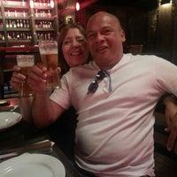Photo taken at Al Asador Restaurant by Alexander Noel D. on 7/27/2013