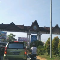 Photo taken at Pontianak by Eko B U. on 8/1/2016