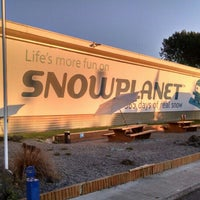 Photo taken at Snowplanet by Lucas S. on 1/22/2016