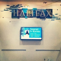 Photo taken at Halifax Stanfield International Airport (YHZ) by Rob on 10/10/2013
