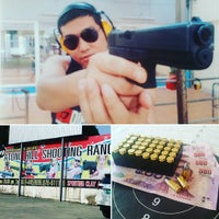 Photo taken at Patong Shooting Range by Henry L. on 3/18/2016
