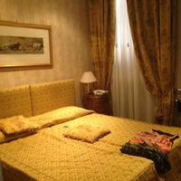 Photo taken at Hotel Condotti by Вероника on 8/1/2013