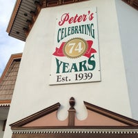 Photo taken at Peter's Clam Bar & Seafood Restaurant by Louis T. on 7/12/2013