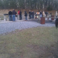 Photo taken at Shooting Range by Becky S. on 12/15/2012