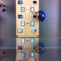 Photo taken at Apple Store by A K. on 4/29/2013