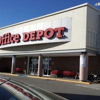 Photo taken at Office Depot (Carr 57) by Rafael J. on 2/16/2014
