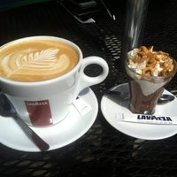 Photo taken at Lavazza by Sandro F. on 6/21/2013