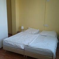 Photo taken at A&O Hotel & Hostel Dresden by Der Brüsseler on 7/24/2013