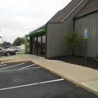 Photo taken at Huntington Bank - N. Main Branch by Aaron N. on 10/15/2013