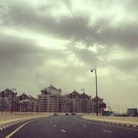Photo taken at Sheikh Mohammed Bin Zayed Road شارع الشيخ محمد بن زايد by Dr. Mahmoud G. on 3/22/2014