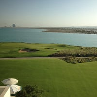 Photo taken at Yas Links Golf Course by UAE Golf Online @. on 6/16/2013