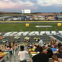 Photo taken at Charlotte Motor Speedway by SavorySweetLive M. on 6/29/2016