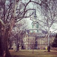 Photo taken at Trans-Allegheny Lunatic Asylum by Vicki G. on 3/28/2014