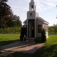 Photo taken at The Living Water Wayside Chapel by Michael H. on 12/29/2013