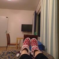 Photo taken at Hotelli Ava / Huone 409 by Natalia G. on 10/12/2013