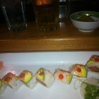 Photo taken at Izziban Sushi by Tony C. on 7/22/2013