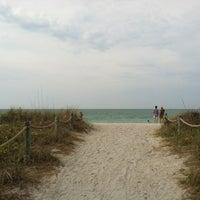 Photo taken at Turtle Beach by Megan D. on 3/18/2013