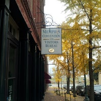Photo taken at Memphis Convention and Visitors Bureau by Ben M. on 11/21/2013