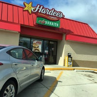 Photo taken at Hardee's / Red Burrito by Elizabeth M. on 9/17/2016