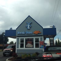 Photo taken at Dutch Bros. Coffee by Amber M. on 10/13/2013