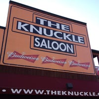 Photo taken at Knuckle Saloon by Brooklyn H. on 7/5/2013