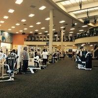 Photo taken at LA Fitness by Marta I. on 9/19/2015
