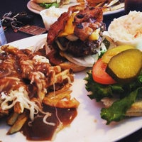 Photo taken at Bobbers Restaurant by Justin D. on 7/24/2015