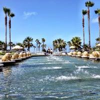 Photo taken at Hyatt Regency Huntington Beach Resort and Spa by Emilia D. on 5/26/2013