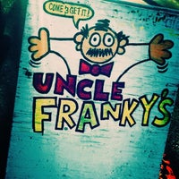 Photo taken at Uncle Franky's - Northeast by g m. on 4/4/2015