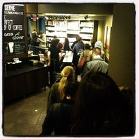 Photo taken at Starbucks by Stephanie R. on 4/12/2013