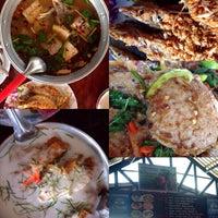 Photo taken at Pla Yai Restaurant by Rak S. on 1/2/2016