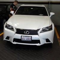 Photo taken at McGrath Lexus of Westmont by Pawel Z. on 7/15/2014