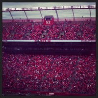 Photo taken at High Point Solutions Stadium by Dave K. on 9/14/2013