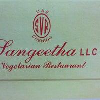 Sangeetha Veg Restaurant
