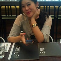 Photo taken at The Dempsey Brasserie by Aisyah L. on 9/15/2012
