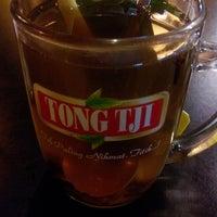 Photo taken at Tong Tji Tea Bar by Denephy A. on 7/5/2014