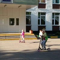 Photo taken at Школа № 1412 (1) by Sergey B. on 5/14/2014