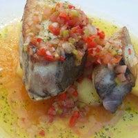Photo taken at Mauro Restaurante by Fran_Fp on 9/19/2013